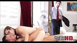 Cheating Bitch Caught By Husband - PunishTeensHD.com