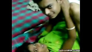 naughty indian couple in a sexual intercourse tape